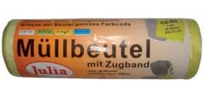 Müllsack 20ST 60l gelb JULIA A52147/6374LA Produktbild