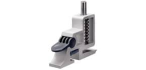 Lochsegment 6mm Klipp-System LEITZ 5123-00-00 f.Locher 5114 Produktbild