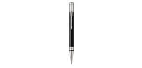 Kugelschreiber M Duofold P.T. schwarz PARKER 1931390 Classic Black Produktbild