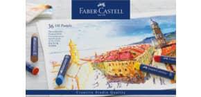 Ölpastellkreide Goldfaber sortiert FABER CASTELL 127036 Studio 36 Stück Produktbild