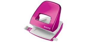 Locher metallic pink LEITZ 5008-20-23 NeXXt Blister Produktbild