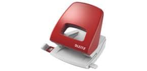 Locher 5005 rot LEITZ 5005-00-25 für 25 Blatt Produktbild