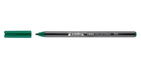 Faserschreiber 1300 colorpen 0,2mm grün EDDING 1300-4 Produktbild