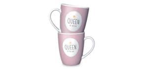Kaffeebecher Queen of the Day FÜR DICH 950643 250ml Produktbild