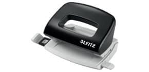 Locher 5058 schwarz LEITZ 5058-00-95 für 10 Blatt Produktbild