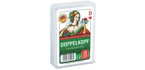 Spielkarten Doppelkopf franz. ASS 22570023 Kl. Etui Produktbild
