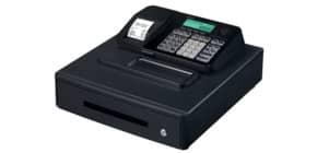 Registrierkasse groß schwarz CASIO SE-S100MB-BK-FIS Produktbild