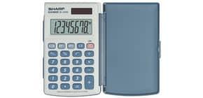 Taschenrechner 8-stellig SHARP EL243S Produktbild