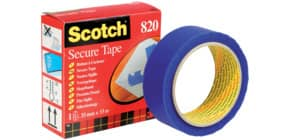 Siegelklebeband 35mm 33m blau SCOTCH 820 8203533B Produktbild