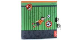 Tagebuch Kily Keeper SIGIKID 44263 16,5x16,5cm Produktbild