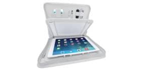 Tablet Organizer A5 weiß WEDO 5873910 Amiga Kunstleder Produktbild