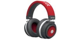 Kopfhörer Bluetooth rot DENVER BTH-250 RED Produktbild