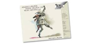 Aquarellblock 24 x 32cm FOLIA 8332 10 Bogen/200g Produktbild