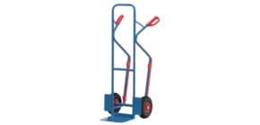 Stahlrohrkarre blau FETRA B1330L Produktbild