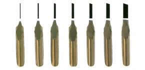 Bandzugfeder 2,5 mm braun STANDARDGRAPH HI-70-2.5 Produktbild