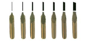 Bandzugfeder 3,0 mm braun STANDARDGRAPH HI-70-3 Produktbild