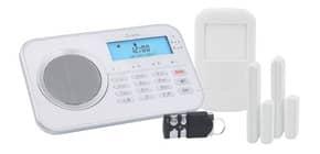 Alarmanlage Protect 9868 GSM weiß OLYMPIA 6002 Produktbild