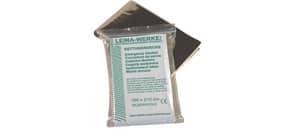 Rettungsdecke 160x210cm silber LEINA-WERKE 43000 Produktbild