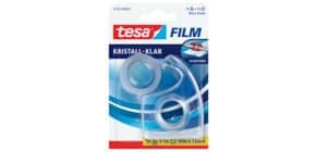 Handabroller klar gefüllt TESAFILM 57318-00002-02 m. M. Produktbild