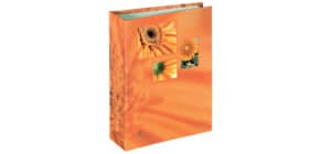 Einsteckalbum Singo orange HAMA 106260 f.10x15cm Produktbild