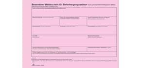 Fremdenmeldeblock A5 RNK 1649 neutral/Rheinland-Pf. Produktbild
