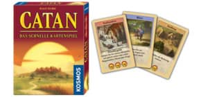 Kartenspiel Catan KOSMOS 740221 Produktbild