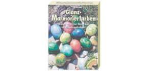 Ostereierfarbe Glanz-Marmorierfarbe 60040/4038  6 flüssige Farben Produktbild