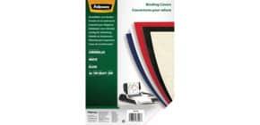 Einbanddeckel Chromolux A4 weiß FELLOWES 5378006 100ST 250g Produktbild