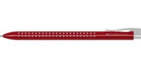 Kugelschreiber Grip 2022 rot FABER CASTELL 544621 Produktbild
