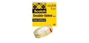 Doppelklebeband transp. SCOTCH 665 22,8 x 12,7 Produktbild