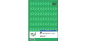 EDV Kassenbuch A4 hoch, 2x50 Blatt SIGEL KG429 Steuerschiene 300 Produktbild