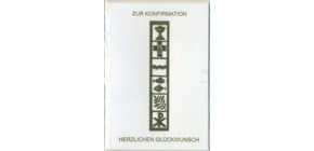 Konfirmationskarte 11-LB102   Bild Produktbild