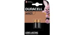 Batterie MN21 Sicher DURACELL DUR203969 Bk2St Produktbild