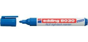 4-250-4 edding Boardmarker 250 Etui m.4Farben sw.//rot//blau//grün Rundspitze