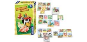 Mitbringspiel Bauernhof-Lotto KOSMOS 710835 Produktbild