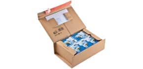 Versandkarton A4 braun COLOMPAC 30000273 Produktbild