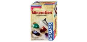 Mitbringspiel Experiment KOSMOS 630447 Mineralien Produktbild