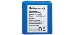 Akku Batterie LB-105 SAFESCAN 112-0410 Produktbild