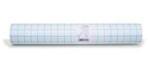 Einbandfolie 25m x 40cm transp. HERMA 7025 Plastik selbstklebend Produktbild