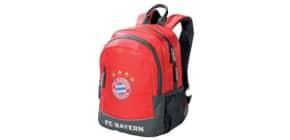 Kindergartenrucksack rot FCBAYERN 21536 Produktbild