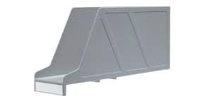Stehsammler quer grau LEITZ 2421-00-85 OrgaClass Produktbild