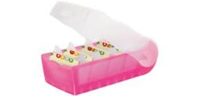 Lernkartei Croco A7 pink HAN 997-663 für 900 Karten Produktbild