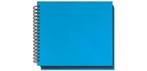 Fotospiralbuch  hellblau VELOCOLOR 5530 351 28,5x24cm Produktbild