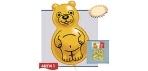 Luftballon Teddy EVERTS 48214 Motivball Produktbild