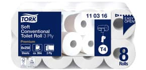 Toilettenpapier 72Rol TORK 110316 3-lagig Produktbild