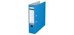 Ordner Plastik A4 8cm hellblau LEITZ 1010-50-30 180° Mechanik Produktbild