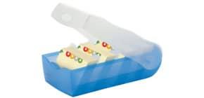 Lernkartei Croco A8 blau HAN 998-643 für 500 Karten Produktbild