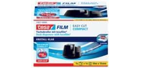 Tischabroller 19mm 33m schwarz TESA 53827-00000-00 EasyCut Produktbild
