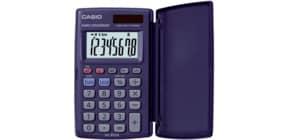 Rechner LCD 8stellig Euro CASIO HS8VER 63x104x10mm BxHxT Produktbild