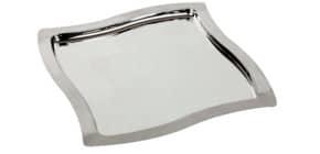 Tablett Swing Edelstahl 400-1928 32,5x32,5 Produktbild